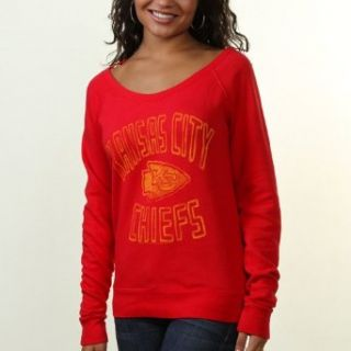 NFL Kansas City Chiefs Womens Classic Off The Shoulder