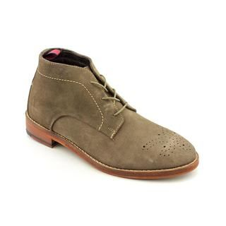 Ben Sherman Mens Emile Regular Suede Boots
