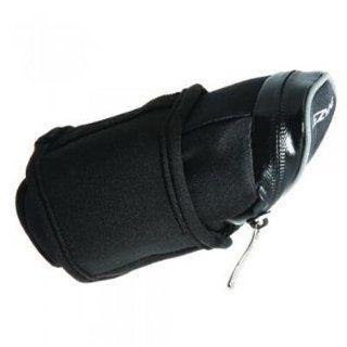 Lezyne Micro Caddy S Bicycle Seat Bag (White/Black