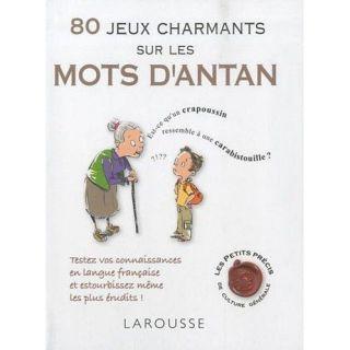 80 JEUX CHARMANTS SUR LES MOTS DANTAN   Achat / Vente livre