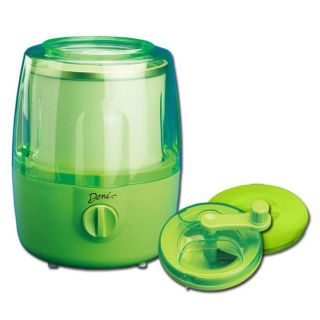 Deni 5203 Lime Automatic Ice Cream Maker with Candy Crusher
