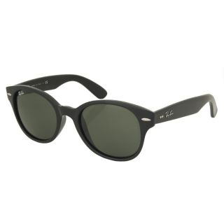 Ray Ban Womens RB4141 Black Wayfarer Sunglasses