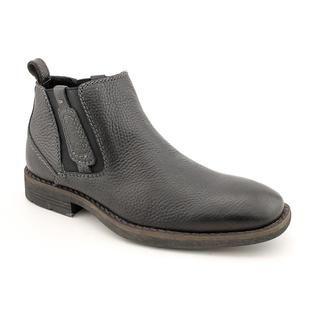Steve Madden Mens Farris Leather Boots