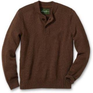 Eddie Bauer Classic Fit Cotton Marl Fatigue Sweater