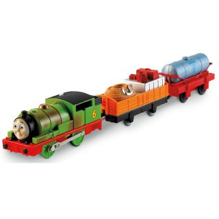 Thomas and Friends Percy and the Search Cars Toy Train Engine