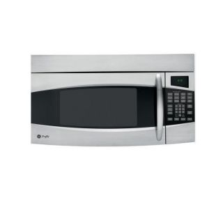 GE Profile PVM1870SM Stainless Steel 1.8 cu ft Spacemaker Over the