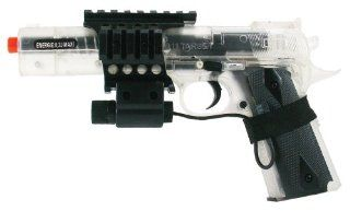 Soft Air Colt 1911 6 Inch Target Model Spring Powered