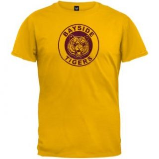 Saved By The Bell   Bayside Tiger T Shirt   Small