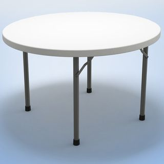 Mayline Event Series 7700 48 inch Round Multi purpose Table