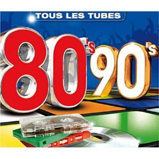 80s 90s LE CLASSEMENT DES TUBES   Compilation   Achat CD COMPILATION