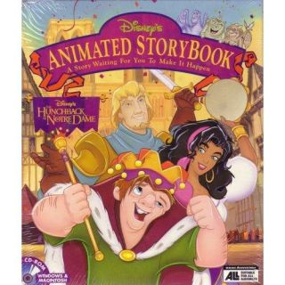 The Hunchback of Notre Dame Animated Storybook PC