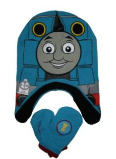 Thomas the Train Toddler Boys Hat & Mitten Set Clothing