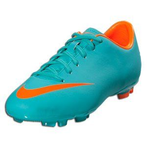 Nike Junior Mercurial Victory III Firm Ground Football Boots Shoes
