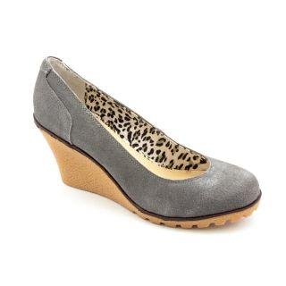 Kelsi Dagger Womens Jolene Regular Suede Dress Shoes