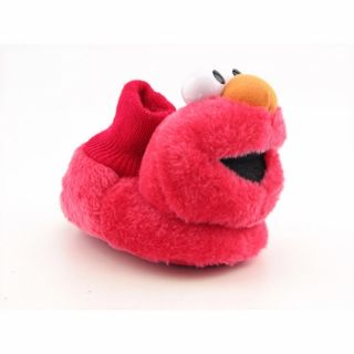 Sesame Street Elmo Infant Toddler Red Novelty Shoes
