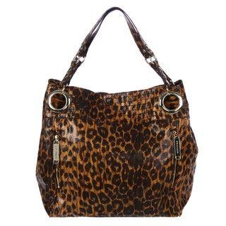 Steve Madden Leopard Tote Bag