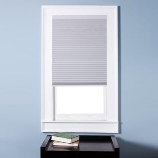 Cell Blackout White Cordless Cellular Shades (34 x 60)