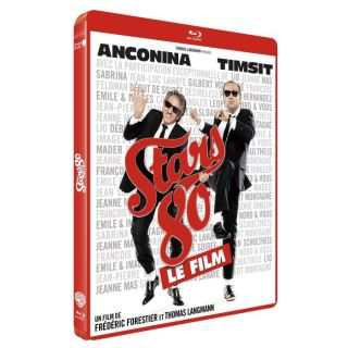 Blu Ray + DVD Stars 80 en BLU RAY FILM pas cher
