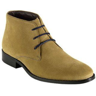com Cole Haan Mens Air Colton Chukka,Mustard Suede,10.5 2E US Shoes