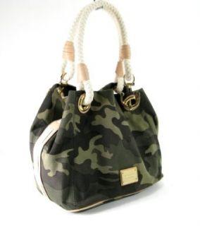 MICHAEL Michael Kors Marina Medium Grab Bag (Camo