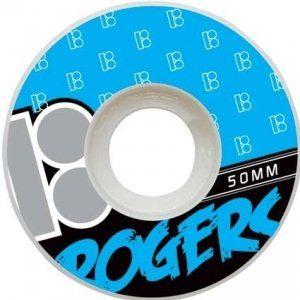 Plan B Skateboards Pantone 50mm Jereme Rogers Wheel