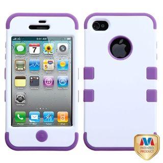 MyBat Apple iPhone 4S/4 Hybrid Protector Cover