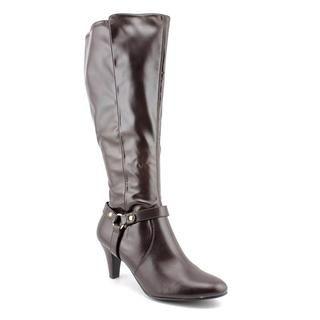 Karen Scott Womens Henson Man Made Boots
