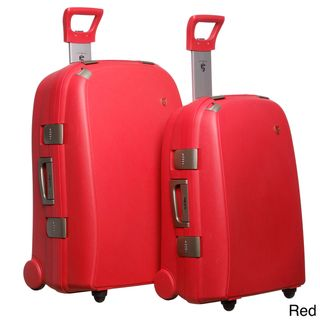Heys USA Athena 2 piece Hardside Luggage Set