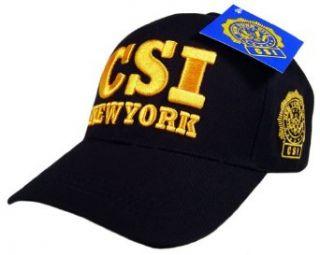 CSI Crime Scene Investigator Logo Law Enforcement Baseball