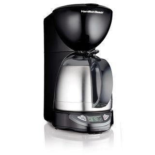 Hamilton Beach Programmable Thermal 10 cup Coffeemaker