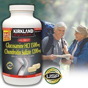 Kirkland Signature Extra Strength Glucosamine