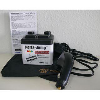 Porta Jump Emergency Jump Starter
