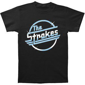 Strokes   T shirts   Band Clothing