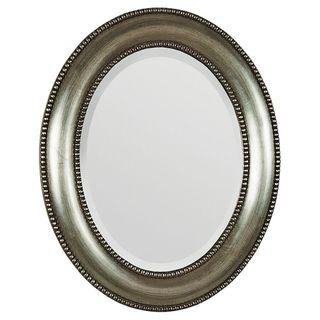Ren Wil Bellini Silver Beveled Mirror