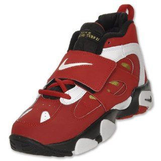 KIDS 488295 600 (13, VARSITY RED/WHITE METALLIC GOLD BLACK) Shoes
