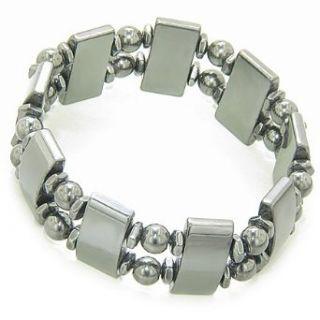 Magnetic Beautiful, Protection Hematite Bracelet Clothing