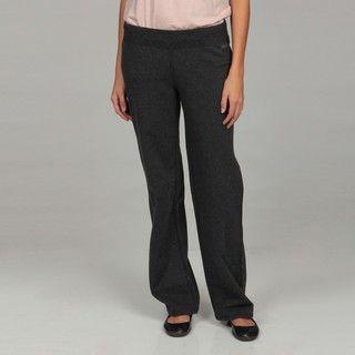 Calvin Klein Performance Womens Grey Drawstring Pants