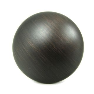 Stone Mill Oil rubbed Round Kitchen Cabinet Knobs (Pack of 5