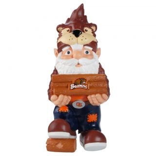 Oregon State Beavers 11 inch Thematic Garden Gnome