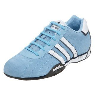 Womens adi Racer Low Suede Driving Shoe, Zenith/Navy, 10 M: Shoes
