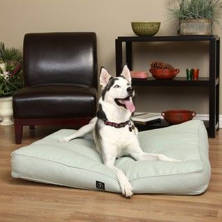 Harry Barker Large Solid Hemp Pet Bed (Eco Friendly)