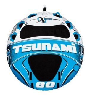 Bass Pro Shops XPS Tsunami 80 Three Person Towable Sports
