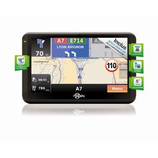 GPS Mappy Uli E508 LM   Acha / Vene GPS AUONOME GPS Mappy Uli