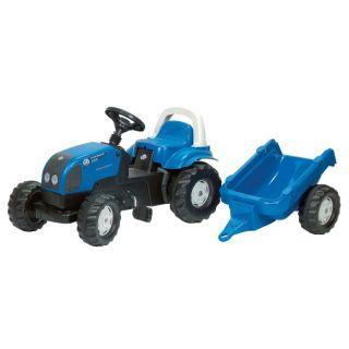 Tracteur à pédales LANDINI PowerFarm 95 avec remo…   Achat / Vente