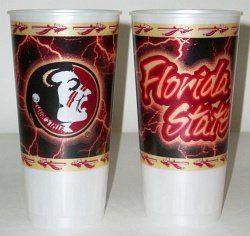 Florida State Seminoles Souvenir Cups