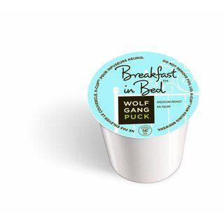 Wolfgang Puck Breakfast in Bed Coffee K cups