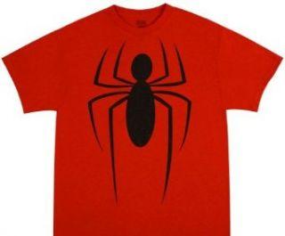 Spiderman Spider Men Red T Shirt Clothing