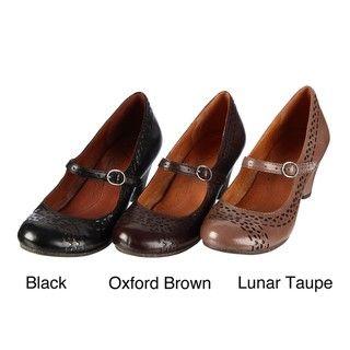 Naya Womens Casatalia Mary Jane Dress Shoes (Wide)