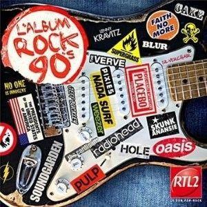 ALBUM ROCK 90'S   Compilation   Achat CD COMPILATION pas cher