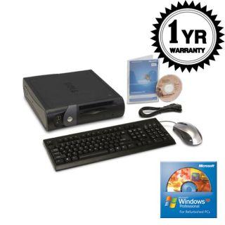 Dell GX60 1.8GHz 512MB 40GB Silm Desktop Computer (Refurbished